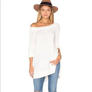$78 FREE PEOPLE KATE THERMAL TOP M